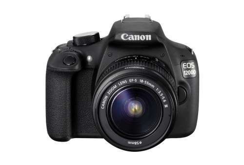 Canon EOS 1200D Digital SLR Camera with EF-S 18-55 mm - Bazar