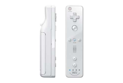 Nintendo Wii Remote Plus White - Bazar