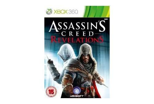 Assassin's Creed Revelations Xbox 360 - Bazar