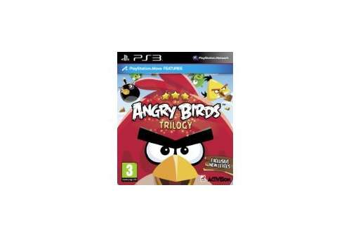 Angry Birds Trilogy PS3 - Bazar