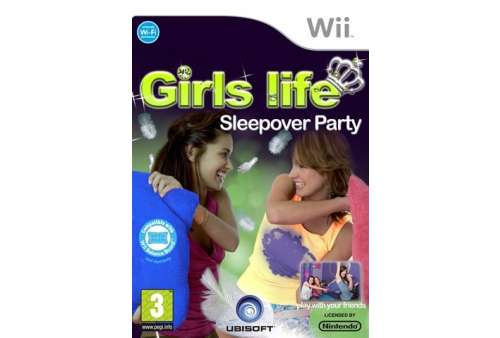 Girls Life: Sleepover Party Wii - Bazar