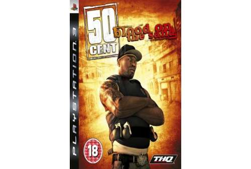 50 Cent Blood on the Sand PS3 - Bazar