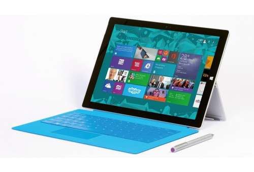 Microsoft Surface Pro 3 128GB (i5) With Pen And Keyboard - Bazar