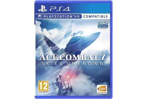Ace Combat 7: Skies Unknown PS4 - Bazar