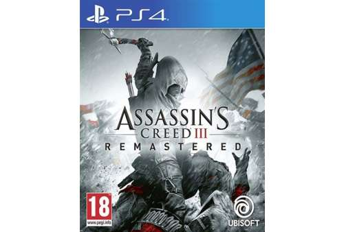 Assassin's Creed 3 Remastered PS4 - Bazar