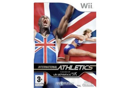 International Athletics Wii - Bazar