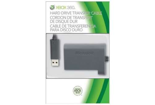 Hard Drive Transfer Kit Xbox 360 - Bazar