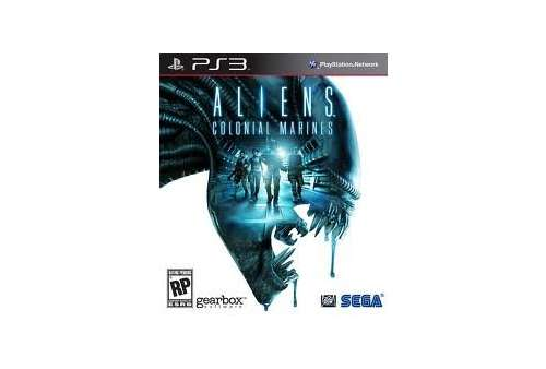 Aliens: Colonial Marines PS3 - Bazar
