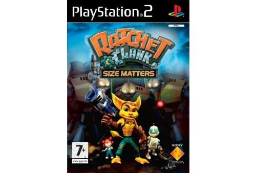 Ratchet & Clank: Size Matters PS2 - Bazar