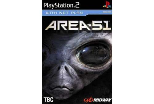 Area 51 PS2 - Bazar