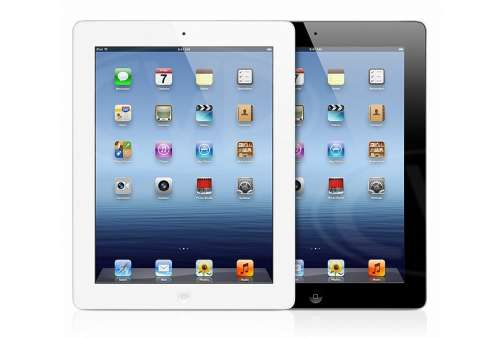 Apple iPad 3 16GB WiFi Black - White (Stav A)