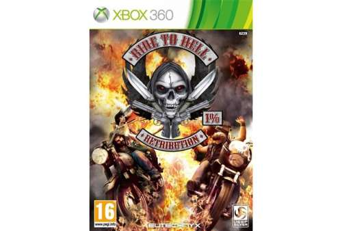 Ride to Hell: Retribution Xbox 360 - Bazar