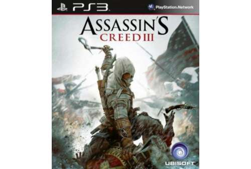 Assassin's Creed 3 PS3 - Bazar