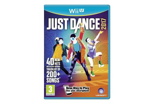 Just Dance 2017 Wii U - Bazar