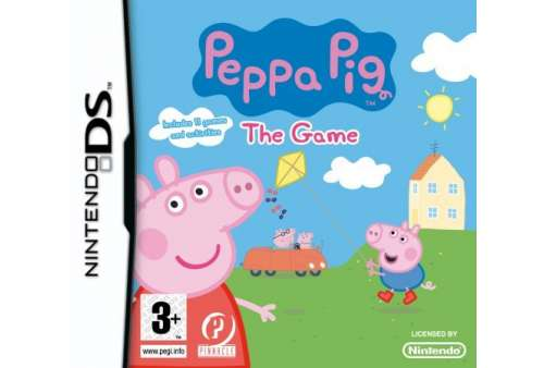 Peppa Pig: The Game DS - Bazar