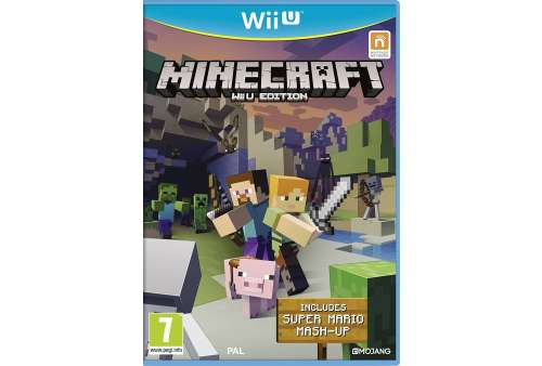 Minecraft: Wii U Edition - Bazar