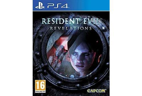 Resident Evil Revelations HD PS4 - Bazar