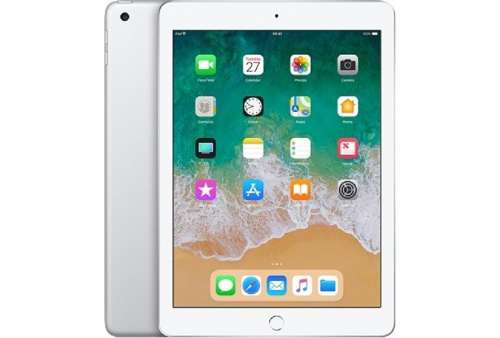 Apple iPad 9.7 6th Gen (2018) 32GB Silver, WiFi (Stav A)