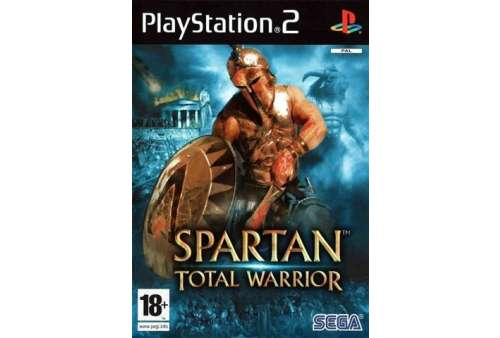 Spartan: Total Warrior PS2 - Bazar