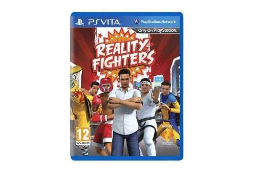 Reality Fighters PS Vita - Bazar