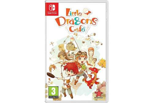 Little Dragons Cafe PS4 - Bazar
