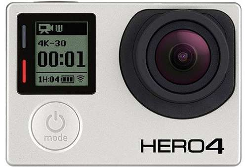 GoPro HD HERO 4 Black Edition (Stav A)