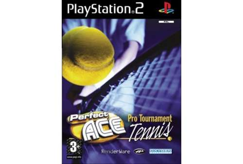 Perfect Ace Pro Tennis PS2 - Bazar