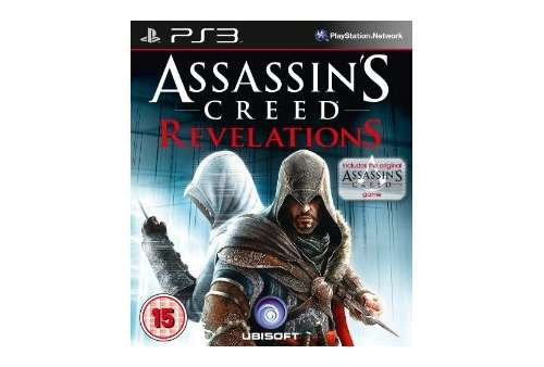 Assassin's Creed Revelations PS3 - Bazar