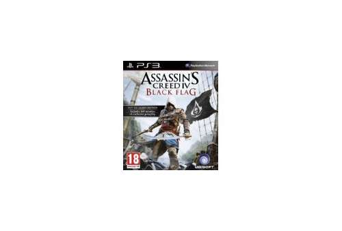 Assassin's Creed IV: Black Flag PS3 - Bazar