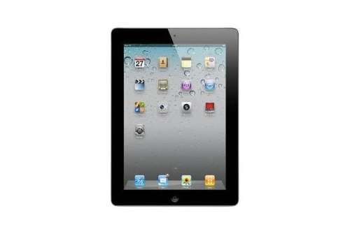 Apple iPad 2 16GB WiFi Black (Stav A)