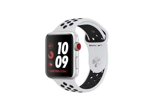 Apple Watch Series 3 (GPS), Nike+ 42mm Silver Aluminium (Stav A)