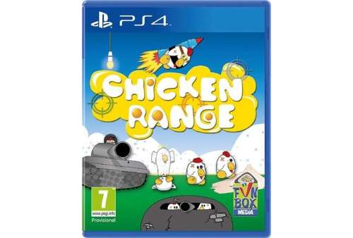 Chicken Range PS4 - Bazar