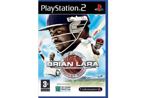 Brian Lara Cricket 2007 PS2 - Bazar