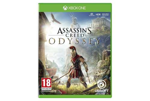 Assassin's Creed Odyssey Xbox One - Bazar