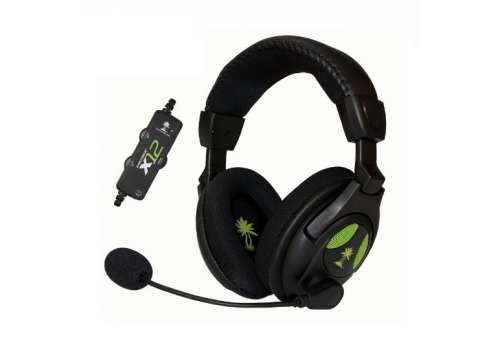 Turtle Beach Ear Force X12 Xbox 360 Headset - Bazar