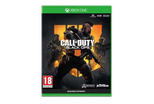Call Of Duty: Black Ops 4 Xbox One - Bazar