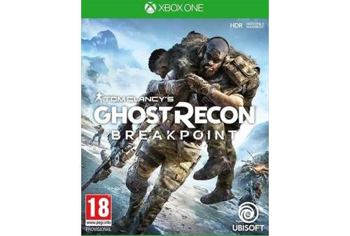 Tom Clancy's Ghost Recon: Breakpoint Xbox One - Bazar