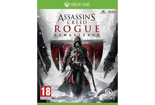 Assassin's Creed Rogue Remastered Xbox One - Bazar