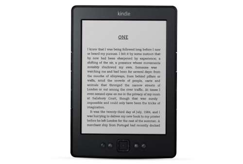 Amazon Kindle Wi-Fi 2012 (Stav A)