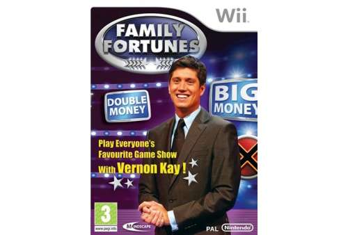 Family Fortunes Wii - Bazar