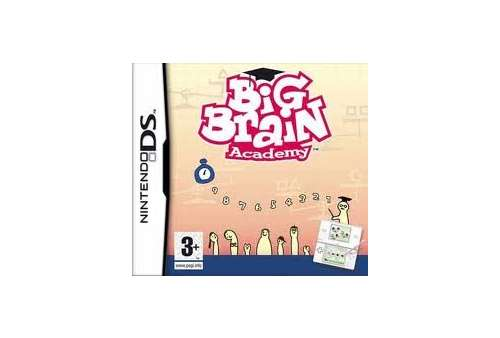 Big Brain Academy DS - Bazar
