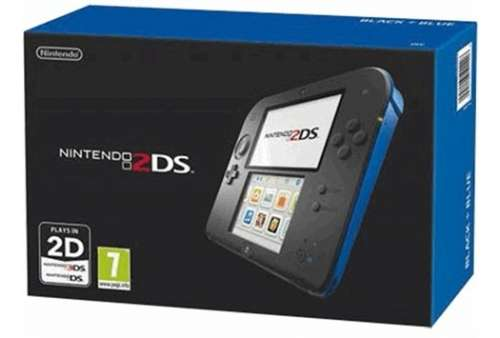 Nintendo 2DS Black (Stav A)