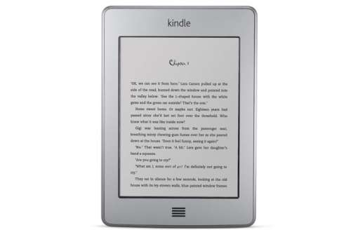 Amazon Kindle Touch Wi-Fi (Stav A)
