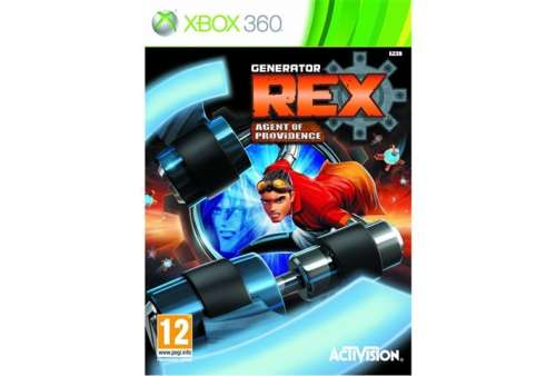 Generator Rex: Agent of Providence Xbox 360 - Bazar