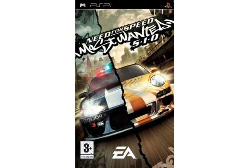 Need For Speed - Most Wanted PSP - Bazar