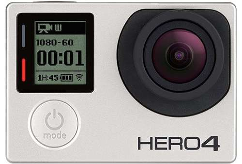 GoPro HD HERO 4 Silver Edition (Stav B)