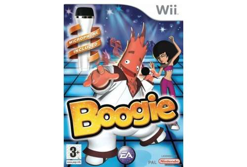 Boogie - Without Microphone Wii - Bazar