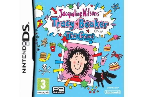 Tracy Beaker DS - Bazar