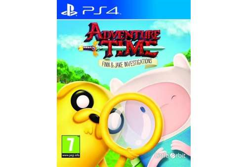 Adventure Time: Finn and Jake Investigations PS4 - Bazar