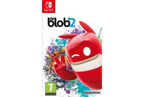 De Blob 2 Switch - Bazar
